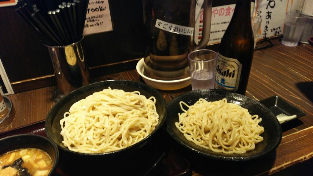 青森のつけ麺_b0237229_20210361.jpg