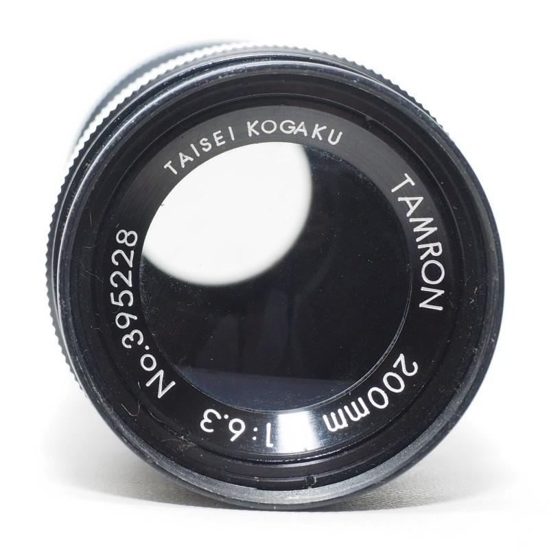 TAISEI KOGAKU TAMRON 200mm F6.3_c0109833_15444798.jpg