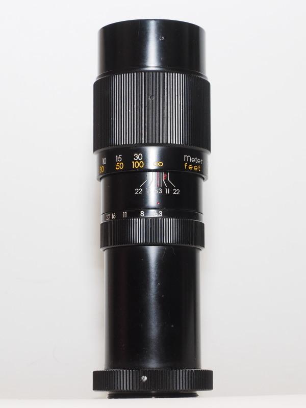 TAISEI KOGAKU TAMRON 200mm F6.3_c0109833_15445813.jpg