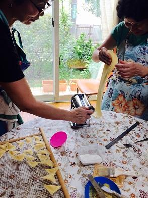 ノアさんの手打ちパスタレッスンで作る!食べる!食べる~~!!_b0060363_17593795.jpg