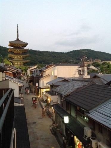 京都お盆のビアガーデン_b0153663_13544480.jpeg