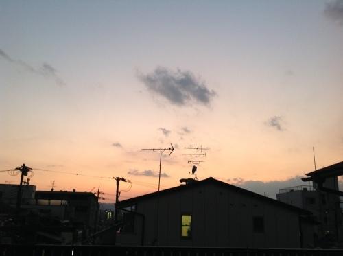 京都お盆のビアガーデン_b0153663_13585959.jpeg