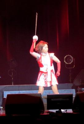 アニソン女子部夏祭りライブ2016~帰って来たハーモレンジャー?!~_f0204368_19382536.jpg