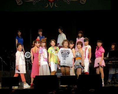 アニソン女子部夏祭りライブ2016~帰って来たハーモレンジャー?!~_f0204368_19404070.jpg