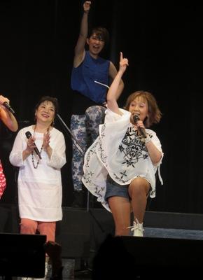 アニソン女子部夏祭りライブ2016~帰って来たハーモレンジャー?!~_f0204368_1940797.jpg