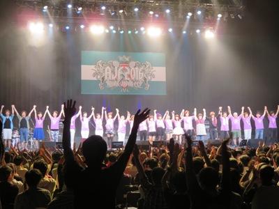 アニソン女子部夏祭りライブ2016~帰って来たハーモレンジャー?!~_f0204368_1943355.jpg