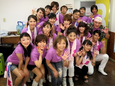 アニソン女子部夏祭りライブ2016~帰って来たハーモレンジャー?!~_f0204368_19441380.jpg