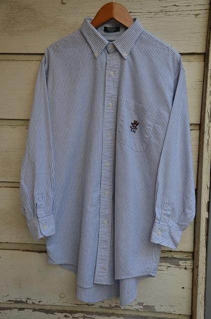 Ralph Laurenボタンダウンシャツ。_b0138479_19030191.jpg