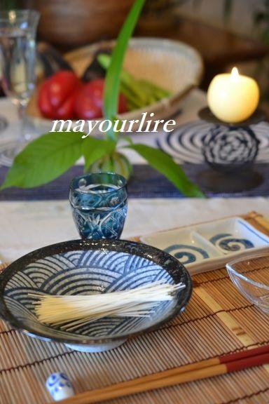 7月のテーブルコーディネート教室 テーブル編_d0169179_2314071.jpg