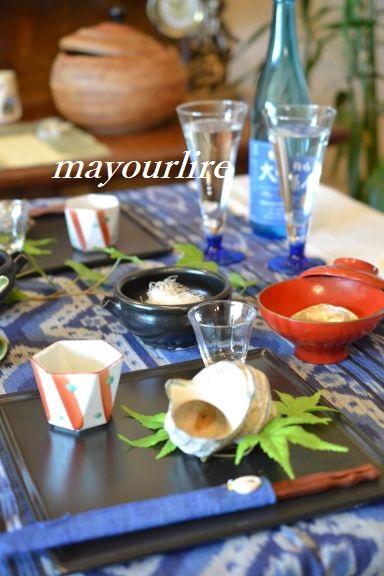 7月のテーブルコーディネート教室 テーブル編_d0169179_23234539.jpg