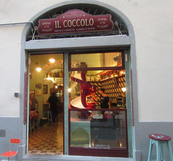 フィレンツェに新しくできたコッコリ屋さんを評価してみた!!_c0179785_21281757.jpg