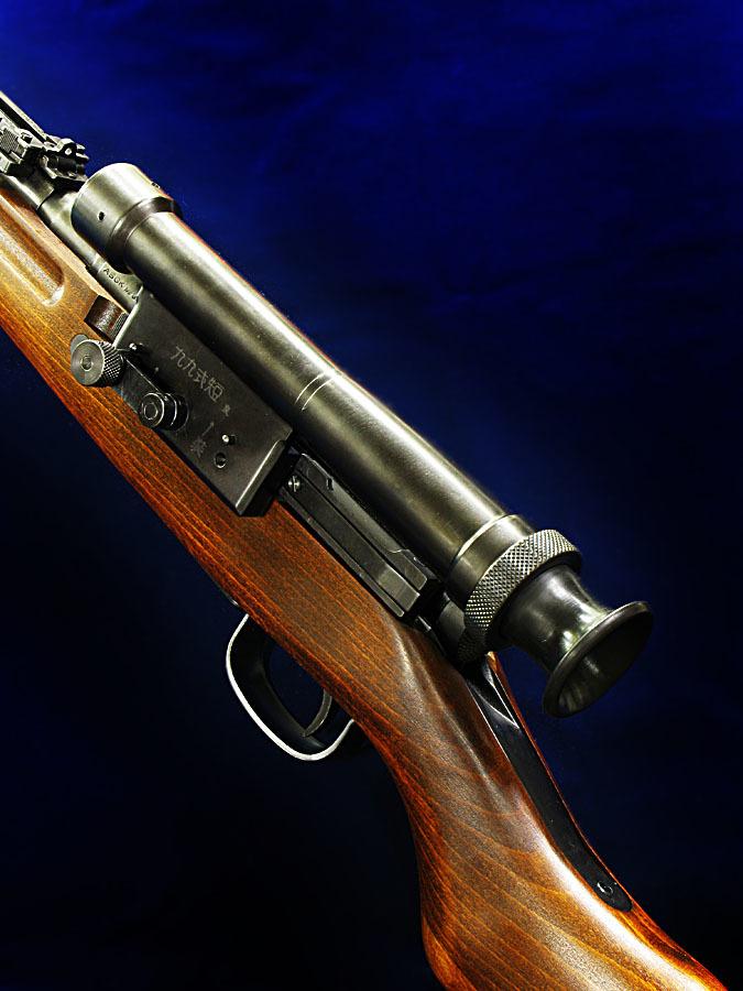 タナカ 九九式狙撃銃_f0131995_14232191.jpg