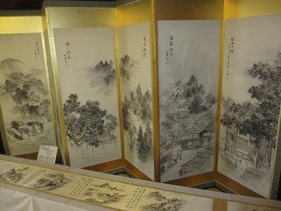 山中温泉画「十二勝・十勝」_f0289632_1444813.jpg