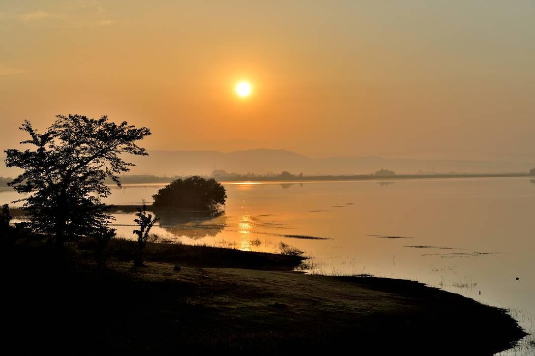 津軽富士見湖 ②_b0223668_6142665.jpg