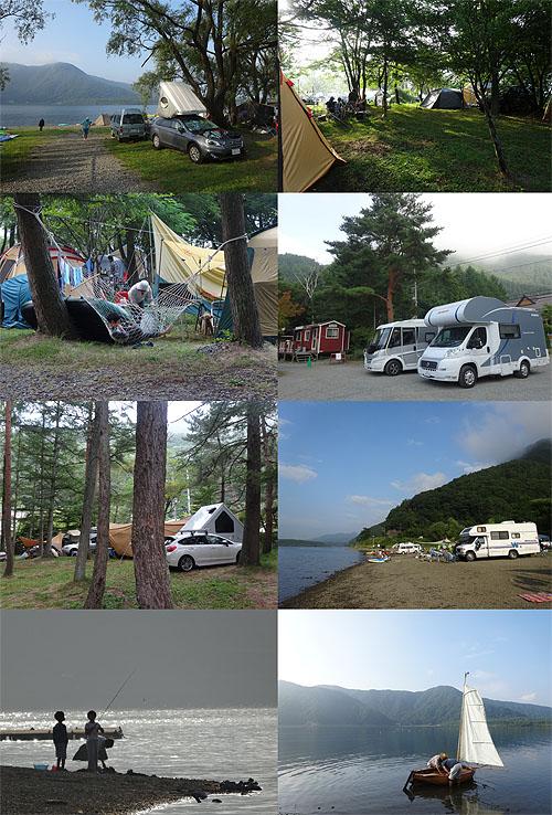 夏休みは湖畔でキャンプ!_c0137404_22393962.jpg
