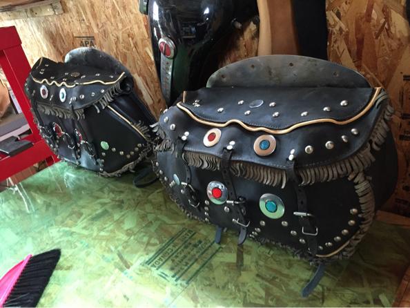 BUCO Saddlebag レストア Part3 完結!_c0332424_13052242.jpg