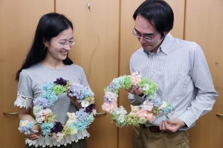 8月14日単発1DAYプリザーブドレッスン 贈呈花やブーケを手作りで 9月以降の開催日はリクエスト受付中です_a0042928_11450442.jpg