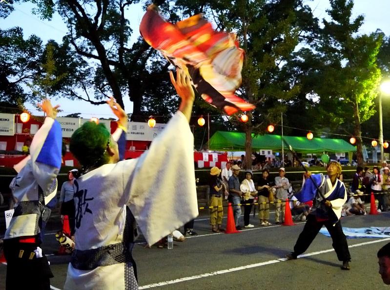第13回紀州よさこい祭り おどるんや _b0093754_2051526.jpg