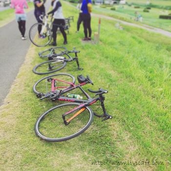ロードバイク試乗会へ_e0040957_03232595.jpg