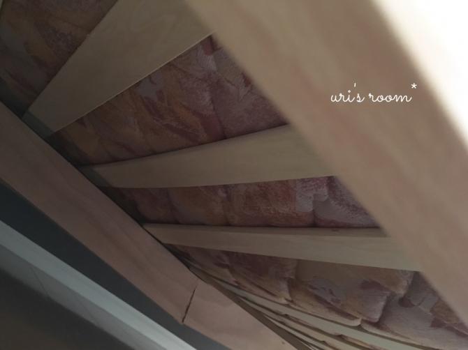 寝室のタペストリー模様替え!…そしてデンジャラスベッド!_a0341288_01303129.jpg