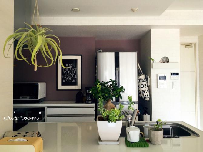 キッチンにラッセルホブスのケトルがある風景!_a0341288_10213347.jpg