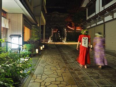 浦佐の仮装盆踊り_c0336902_16563278.jpg