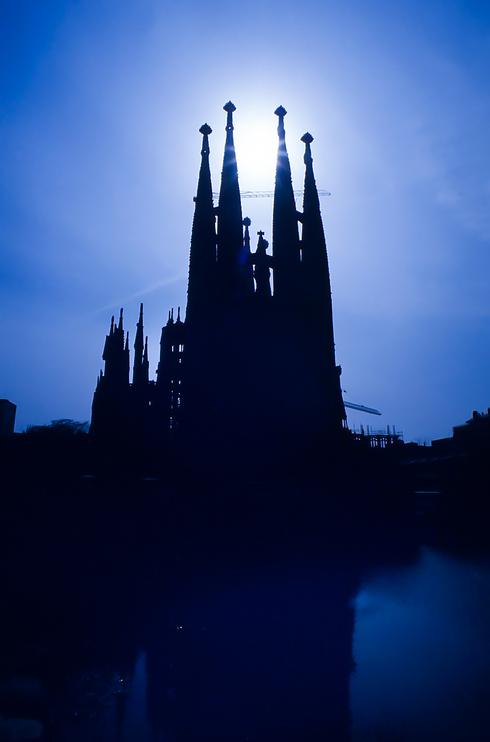 31年前のサグラダ・ファミリア教会_f0099102_17582722.jpg