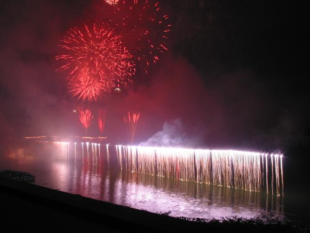 3大名物花火/諏訪祭湖上大花火大会_b0163804_14205268.jpg