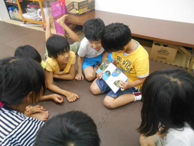 8月15日 Happy Reading Day_c0315908_19143083.jpg