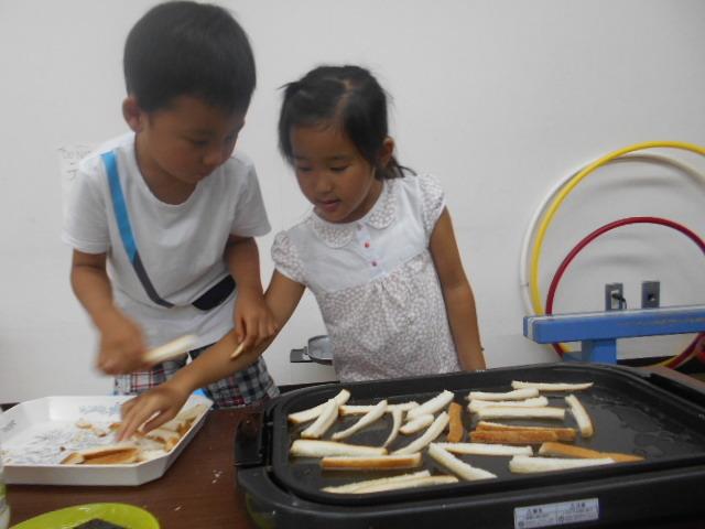 8月16日 Lunch Cooking_c0315908_19205726.jpg