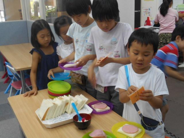 8月16日 Lunch Cooking_c0315908_19224242.jpg