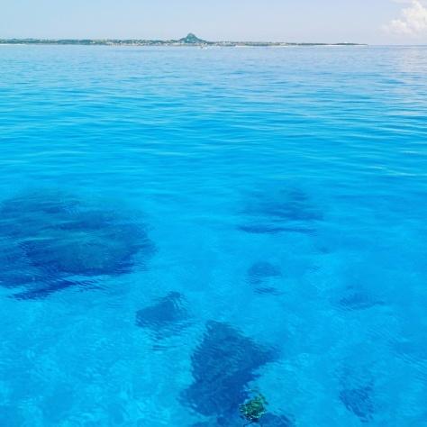 8月16日水納ブルーに青の洞窟_c0070933_22302219.jpg