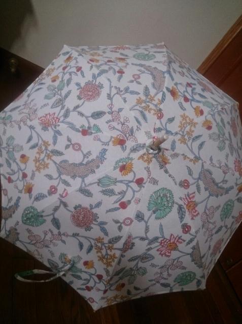 手作りの日傘♪_f0323446_18231853.jpg