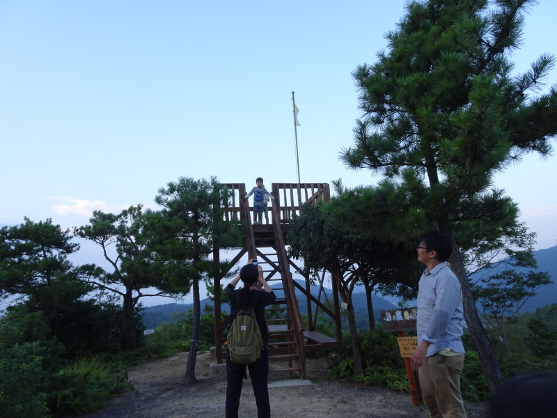 ZooCan「親子で星空観察と里山の自然を体験」(岬町の夏を満喫)  in 孝子の森  by  (TATE-misaki)_c0108460_00550086.jpg