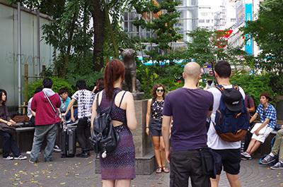 8月16日(火)今日の渋谷109前交差点_b0056983_15022432.jpg