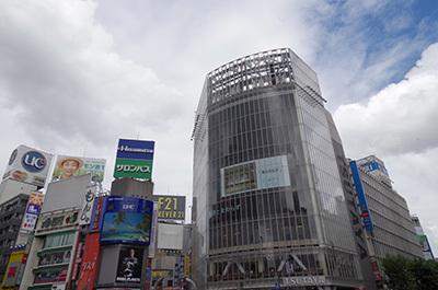 8月16日(火)今日の渋谷109前交差点_b0056983_15022461.jpg