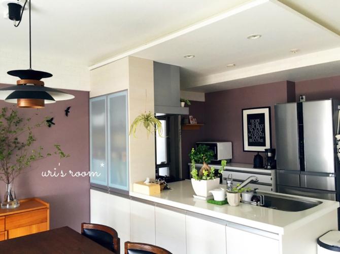 キッチンにラッセルホブスのケトルがある風景!_a0341288_22135638.jpg