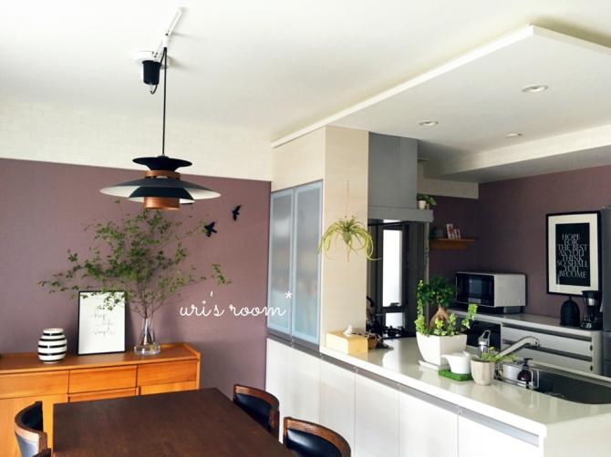 キッチンにラッセルホブスのケトルがある風景!_a0341288_22135823.jpg