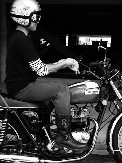 君はバイクに乗るだろう VOL.130_f0203027_18542633.jpg