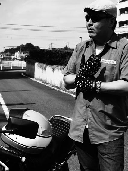 君はバイクに乗るだろう VOL.130_f0203027_18543810.jpg
