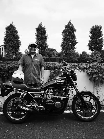 5COLORS「君はなんでそのバイクに乗ってるの?」#107_f0203027_1944323.jpg