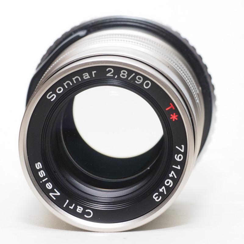 CarlZEISS Sonnar 90mm F2.8_c0109833_14210841.jpg