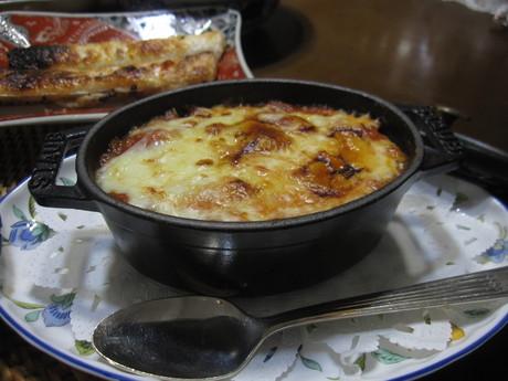 8月のお料理教室のレシピ作り&ポタジェの物で夕食_a0279743_8553877.jpg