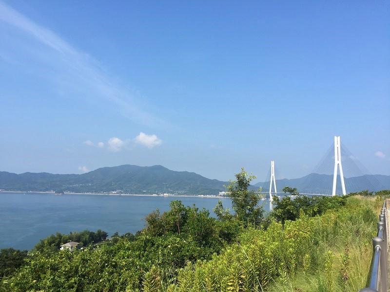 2016 暑い熱い夏ツーリング - ③ しまなみ海道 - 四国カルスト かつらツー?_c0261447_2248758.jpg