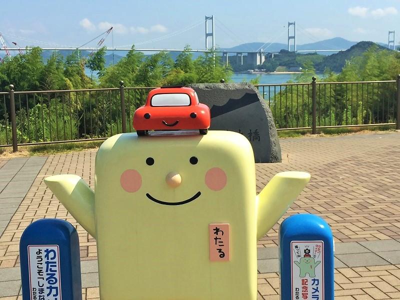 2016 暑い熱い夏ツーリング - ③ しまなみ海道 - 四国カルスト かつらツー?_c0261447_2361759.jpg