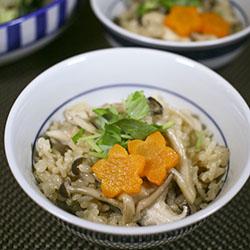 9月のレッスンメニューは秋のお惣菜です!_a0056451_17142280.jpg