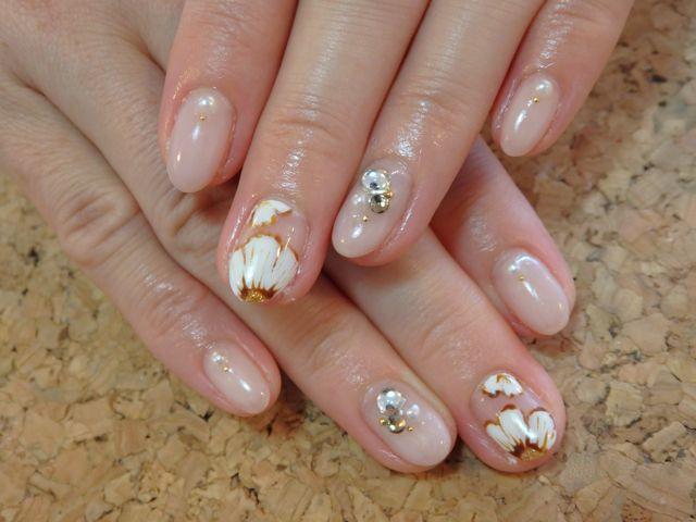 Pickup Nail~8月_a0239065_16502801.jpg