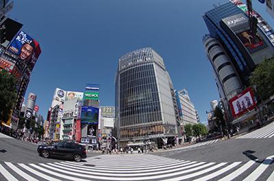 8月17日(水)今日の渋谷109前交差点_b0056983_13594657.jpg