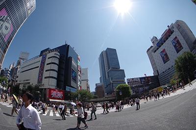 8月17日(水)今日の渋谷109前交差点_b0056983_13594779.jpg