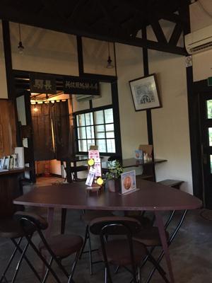 津軽でお盆休み♪赤い駅舎のカフェ_b0107003_15553141.jpg